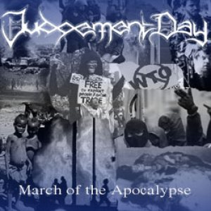 Judgement Day - March of the Apocalypse cover art