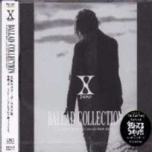 X Japan - Ballad Collection cover art