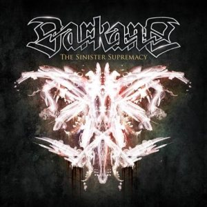 Darkane - The Sinister Supremacy cover art