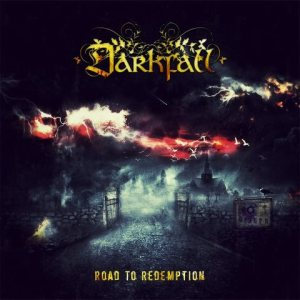 Darkfall - Road to Redemption cover art