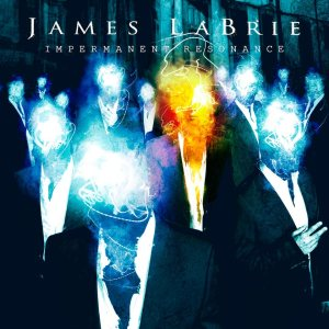 James LaBrie - Impermanent Resonance cover art