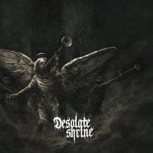 Desolate Shrine - The Sanctum of Human Darkness cover art