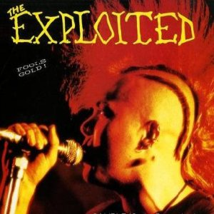 The Exploited - Fool's Gold cover art