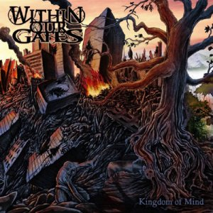 Within Our Gates - Kingdom of Mind cover art
