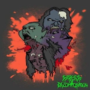 Stages of Decomposition - 2012 Demo cover art