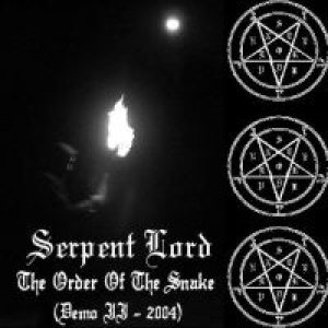 Serpent Lord - The Order of the Snake cover art