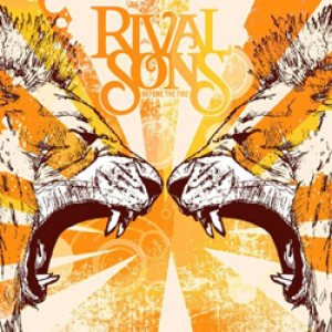 Rival Sons - Before the Fire cover art