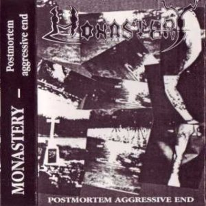 Monastery - Postmortem Aggressive End cover art