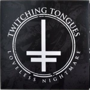 Twitching Tongues - Twitching Tongues / Wisdom in Chains cover art