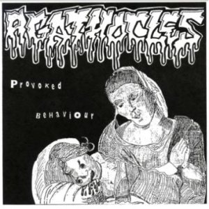 Agathocles - Provoked Behavior/Split With Man Is the Bastard cover art