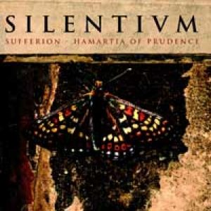 Silentium - Sufferion - Hamartia of Prudence cover art