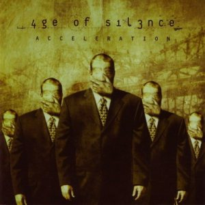Age of Silence - Acceleration cover art