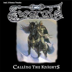 Emerald - Calling the Knights cover art