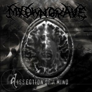 My Own Grave - Dissection of a Mind cover art