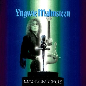 Yngwie Malmsteen - Magnum Opus cover art