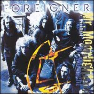 Foreigner - Mr. Moonlight cover art