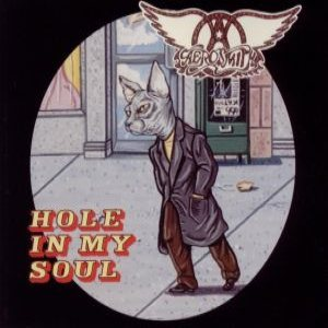 Aerosmith - Hole in My Soul cover art