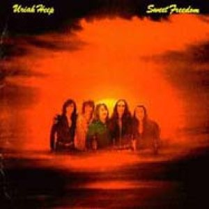 Uriah Heep - Sweet Freedom cover art