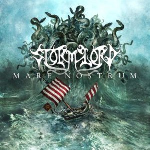 Stormlord - Mare Nostrum cover art