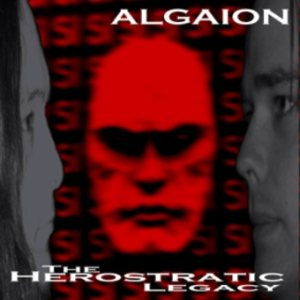 Algaion - The Herostratic Legacy cover art