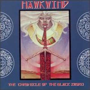 Hawkwind - The Chronicle of the Black Sword cover art