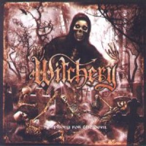 Witchery - Symphony for the Devil cover art