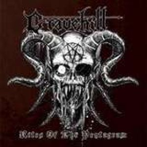 Gravehill - Rites of the Pentagram/Metal of Death cover art