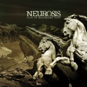 Neurosis - Live at Roadburn 2007 cover art