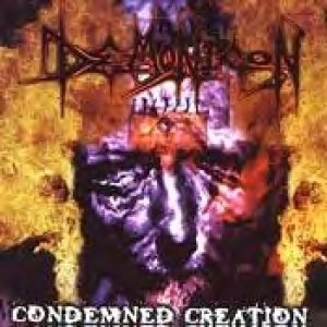 Demonicon - Condemned Creation cover art