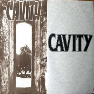 Cavity - Cavity cover art