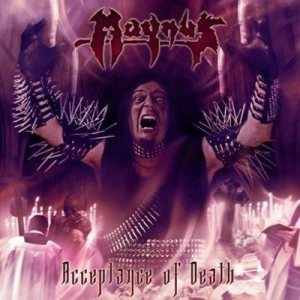 Magnus - Acceptance of Death cover art