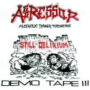 Aggressor - Still Delirium cover art