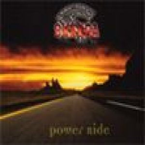 Shakra - Power Ride cover art