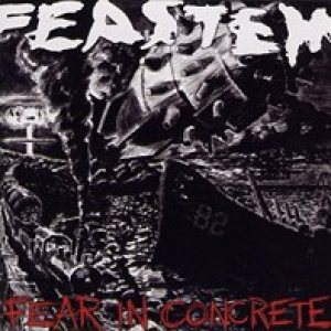 Feastem - Fear in Concrete cover art