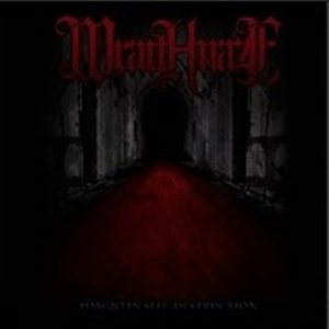 Wraithmaze - Adagio in Self-Destruction cover art