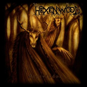 Hexenwood - Regevándor cover art
