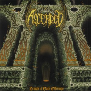 Ascended - Temple of Dark Offerings cover art