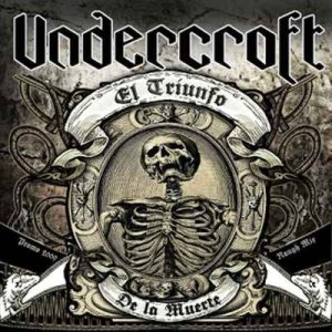 Undercroft - promo advance CD 2009 cover art