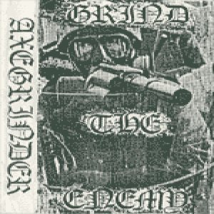 Axegrinder - Grind the Enemy cover art