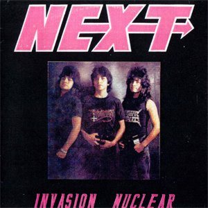 Next - Invasion Nuclear cover art