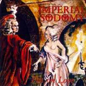 Imperial Sodomy - Piss on Love cover art