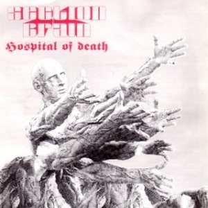 Section Brain - Hospital of Death cover art