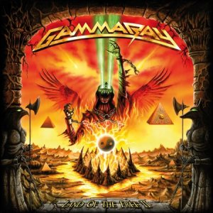 Gamma Ray - Land of the Free II cover art