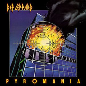 Def Leppard - Pyromania cover art