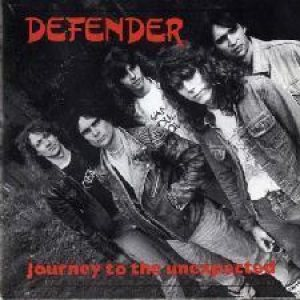 Defender - Journey to the Unexpected cover art