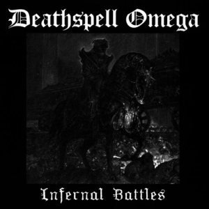 Deathspell Omega - Infernal Battles cover art