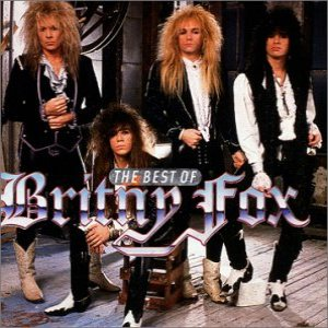Britny Fox - The Best of Britny Fox cover art