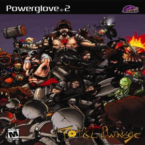 Powerglove - Total Pwnage cover art