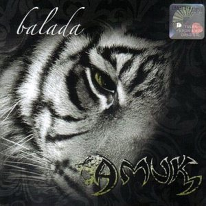 Amuk - Balada cover art