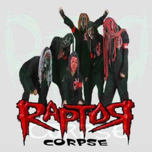 Raptor Corpse - We are Raptor Corpse cover art